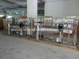 Sistema industrial aprovado da filtragem da água da osmose 6000LPH reversa do ISO do CE