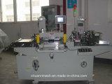 Máquina que corta con tintas 420 de la escritura de la etiqueta decorativa de los productos de la etiqueta engomada