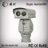 1000mの夜間視界2.0MP 30X CMOS 10WレーザーHD IP PTZ CCTVのカメラ
