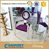 의자 큰 가구를 식사하는 팔걸이를 가진 현대 디자인