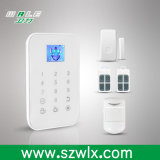 Sistema de alarma de la seguridad casera del G/M y sistema de alarma G/M con el APP