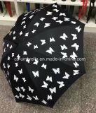ぬれたまっすぐな傘(YSS0005)時カラー可変性