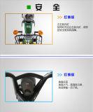 Échelle électrique du téléphone $$etAPP de scooter de vélomoteur de Digitals Speedmeter avec la batterie d'acide de plomb de la roue 48V20ah
