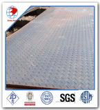 Placa de acero laminada en caliente de A36/S235jr