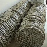 ステンレス鋼の溶接されたタイプバーベキューの網