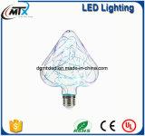 Preço estrelado de ampolas da cintilação do bulbo do diodo emissor de luz baixo para a venda