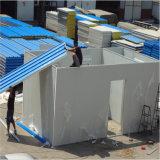 La excelencia diseñó la casa ligera prefabricada de la estructura de acero