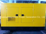 Горячий генератор сбываний 25kVA звукоизоляционный с двигателем дизеля Cummins