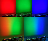 Luz de la arandela de la pared del RGB 3in1 LED de la MAZORCA de la decoración 14X30W de la pared IP65