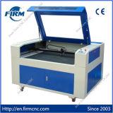 プラスチックアクリルMDF PVC革切断レーザーの彫版機械FM6090