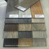 Plancher durable d'intérieur et extérieur de PVC de matériau de construction