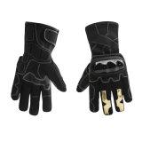Guantesのモーターバイクのモトクロスの手袋を競争させる卸し売り安い屋外スポーツのMotoの手袋の保護
