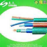 良質の多彩で適用範囲が広いPVC吸引のホースまたは水ホースまたは吸引ポンプホース