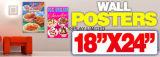 カスタマイズされたサイズの写真ポスターカスタム写真ポスター印刷ポスター12X18ポスター印刷12X18
