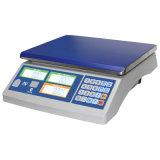 Escala de peso eletrônica que conta uma escala da divisão 30000 (HCA)