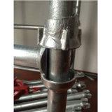 Tazza della parte superiore dell'armatura di Cuplock e tazza della parte inferiore per costruzione