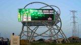 P10 Outdoor Digital LED Billboard mit Wireless Control