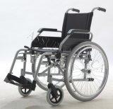 Manual de aço, pneu do plutônio, cadeira de rodas, (YJ-018EC-1)