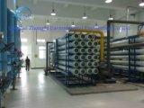 Meerwasser Desalination auf Land