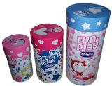 Diverse conception avec les boîtes de cadeau rondes de qualité (YY-B0123)