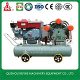 Kaishan 25HP 7bare Hochdruck-Diesel-Antrieb Luftkompressor W-3.2 / 7