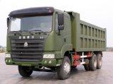 Sinotruk HOWO 8x4 50t ~ 60t Camión volquete de minería