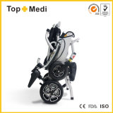 Ce Certificate Medical New Product Foldable Lightweight Electric Power Wheelchair