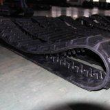 Chenille en caoutchouc (320 * 52.5 * 80) pour l'utilisation de la machine Bobcat