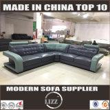 Grand sofa conçu moderne de forme d'U (Lz8001A)