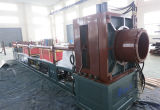 Tubo flessibile d'acciaio industriale ondulato che fa macchina