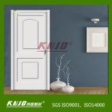 防水反べと病の緑の製品WPCの絵画ドア(YM-013)