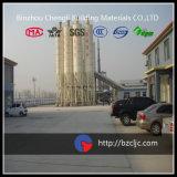 Adição da geração nova PCE para a planta de mistura concreta