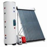 分割加圧閉じたループの太陽暖房装置(ALT-ACL)