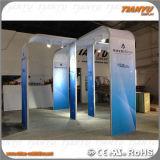 Cabine de alumínio personalizada modular da feira profissional da expo da tela da venda quente