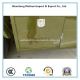 Konkurrenzfähiger Preis-seitliche Wand-Zaun-LKW-Schlussteil vom Hersteller