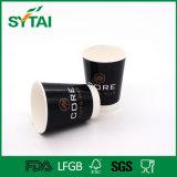 Бумажный стаканчик кофеего стены материала 20oz высокого качества двойной