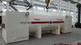 船、トラック、バスのための20m3液体窒素の酸素のアルゴンの二酸化炭素タンク容器