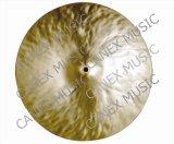 Cymbales fabriquées à la main/cymbales réglées de tambour/cymbales de bande