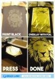 Perlas Hot-Stamping Foil de papel o de plástico (Z001)
