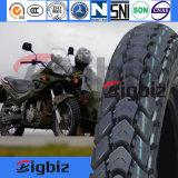Distribua 3.50-18, 3.00-18 dos pneus baratos da motocicleta Ce Certificate