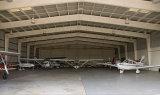 De lichte Hangaar van het Vliegtuig van de Lucht van het Staal