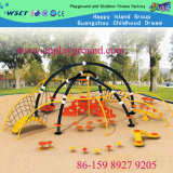 Parc d'attractions Outdoor Steel Structure Parc d'attractions Playground Set (HA-11701)
