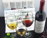 鶏装置の安い価格の卸し業者のための水晶Globetのワイングラス