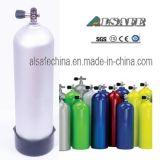 Hochdruckaluminiumtauchen-Becken des unterwasseratemgerät-12L