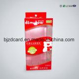 Конфеты пластичной коробки PVC цены по прейскуранту завода-изготовителя коробка оптовой прозрачной упаковывая