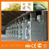100tpd beenden schlüsselfertige Reismühle-Pflanze