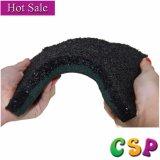 Beständige Hundeknochen-Gummigleitschutzfliese für Pferd