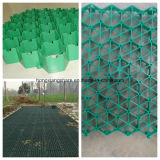 HDPE Gravel Grid Grass Pavimentadoras de rejilla para la calzada