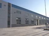 Helles Stahlkonstruktion-Feld-Gebäude (DG3-026)