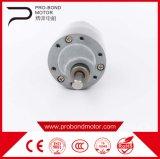 электрический мотор шестерни Permenent щетки DC
